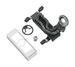 Harley-Davidson® Premium Oil Cooler Kit | Softail® | Center Mount