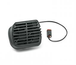 Harley-Davidson® CoolFlow Fan | On/Off Switch | Plug-and-Play Design