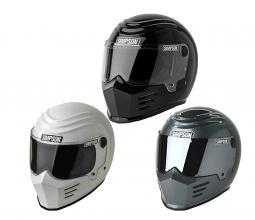 Outlaw Bandit Full Face Helmet | Simpson
