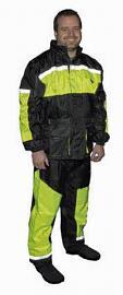Castle Men's Legacy Rain Suit | High Vis Yellow