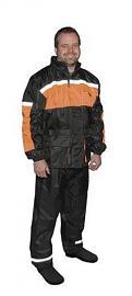 Castle Men's Legacy Rain Suit | High Vis Orange