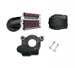 Harley-Davidson® Screamin' Eagle® Heavy Breather Elite Performance Air Cleaner Kit - Gloss Black