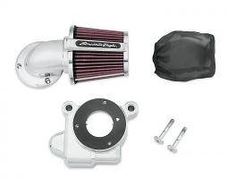 Harley-Davidson® Screamin' Eagle® Heavy Breather Elite Performance Air Cleaner Kit | Chrome