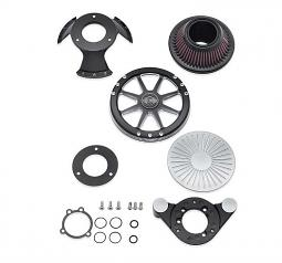 Harley-Davidson® Screamin' Eagle® Performance Air Cleaner Kit | Burst Collection