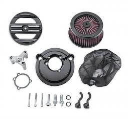 Harley-Davidson® Screamin' Eagle® Performance Air Cleaner Kit | Rail Collection