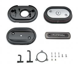 Harley-Davidson® Screamin' Eagle® Ventilator Air Cleaner Kit | Milwaukee-Eight Engine | Gloss Black