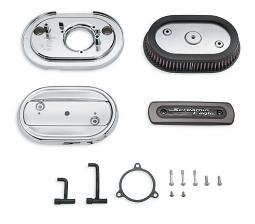 Harley-Davidson® Screamin' Eagle® Ventilator Air Cleaner Kit | Milwaukee-Eight Engine | Chrome