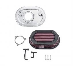 Harley-Davidson® Screamin' Eagle® Ventilator Extreme Air Cleaner | Chrome