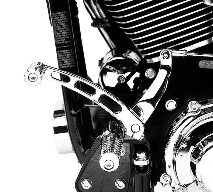 Harley-Davidson® Chrome Billet Style Shift Lever