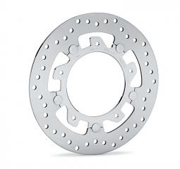 Harley-Davidson® Aggressor Floating Brake Rotor | Front Left | Polished