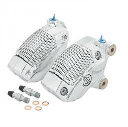 Harley-Davidson® Front Brake Caliper Kit | Chrome