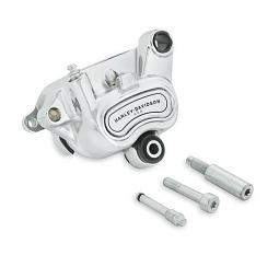 Harley-Davidson® Rear Brake Caliper Kit - Chrome