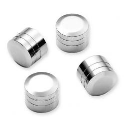 Harley-Davidson® Chrome Rocker Box Bolt Covers