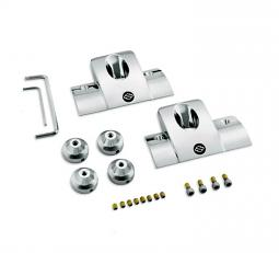 Harley-Davidson® Chrome Headbolt Bridge Kit