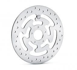 Harley-Davidson® Polished Brake Rotors | Front, RIGHT Side