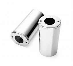 Harley-Davidson® Upper Fork Slider Covers | Chrome