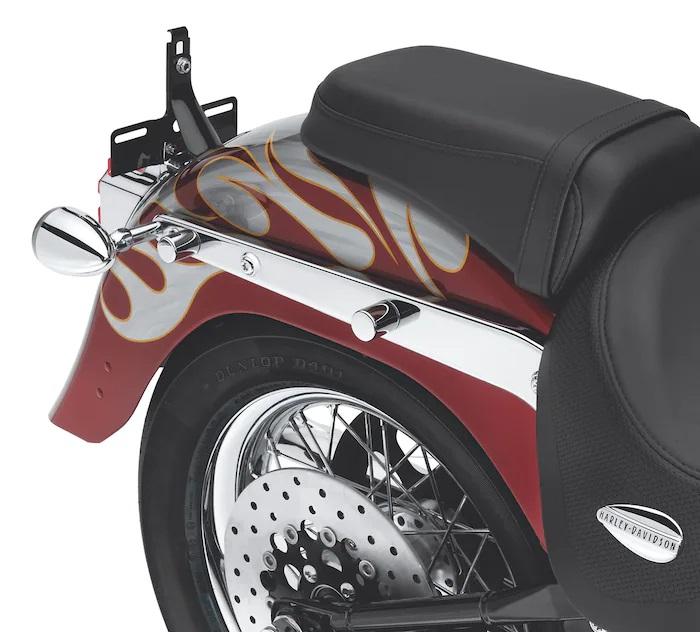 Harley-Davidson® Small Rear Docking Hardware Cover Kit
