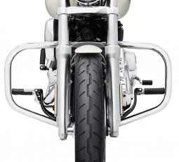Harley-Davidson® Engine Guard Kit | '18-Later Milwaukee-Eight® Softail® | Chrome