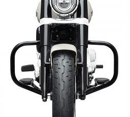 Harley-Davidson® Engine Guard Kit | '18-Later Milwaukee-Eight® Softail® | Gloss Black
