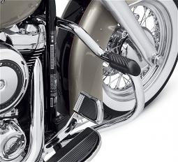 Harley-Davidson® Mustache Engine Guard | '18-Later Milwaukee-Eight® Softail® | Chrome