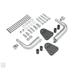 Harley-Davidson® Adjustable Highway Peg Support Kit