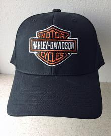 Harley-Davidson® Men's Classic Bar & Shield® Baseball Cap