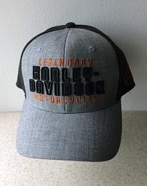 Harley-Davidson® Men's Hazard Baseball Cap