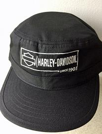 Harley-Davidson® Women's Lock-Up Painter's Cap