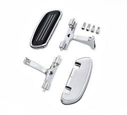 Harley-Davidson® Passenger Footboard and Mount Kit | Streamliner