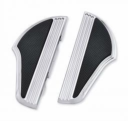 Harley-Davidson® Footboard Kit | Defiance Chrome | Passenger
