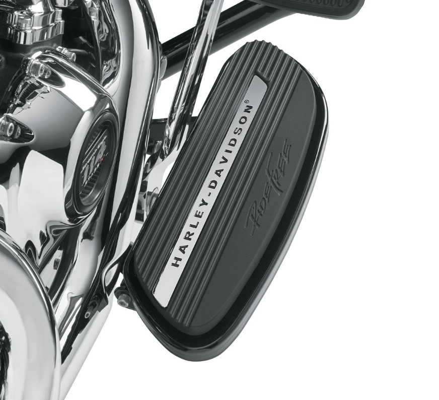 Harley-Davidson® Ride Free™ Footboard Inserts | Swept Wing