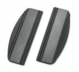 Harley-Davidson® Footboard Insert Kit | Diamond Black Collection | Rider