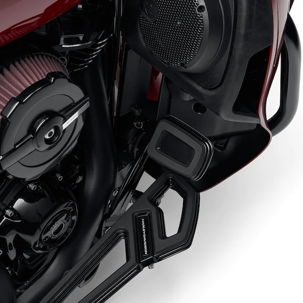 Harley-Davidson® Empire™ Large Rear Brake Pedal Pad