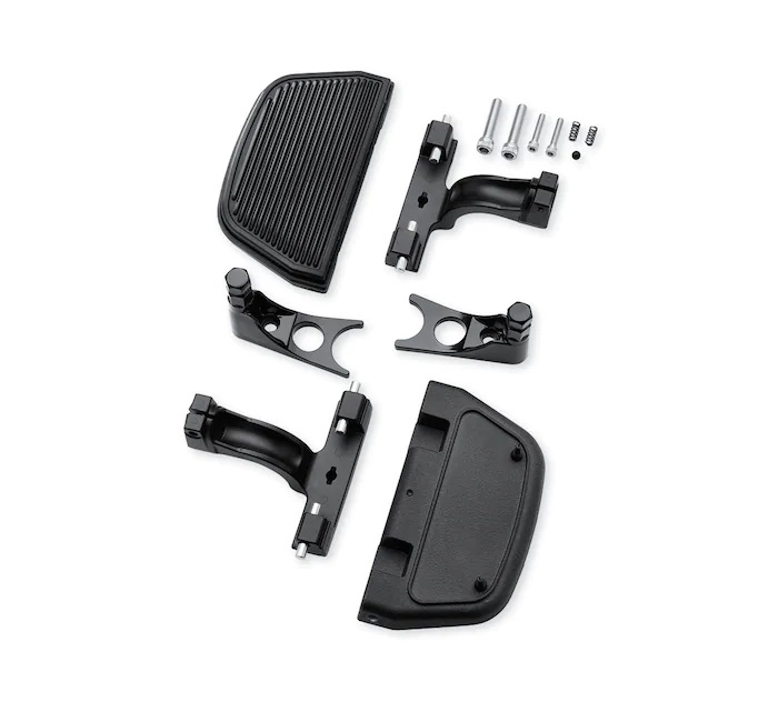 Harley-Davidson® Softail® Passenger Footboard and Mount Kit