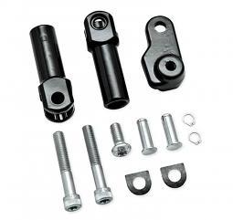 Harley-Davidson® Passenger Footpeg Mount Kit | Twin-Cam Softail®