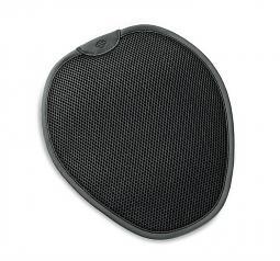 "Harley-Davidson® Circulator Seat Pads Medium Seat Pad | 14.5"" width"
