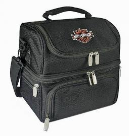 Harley-Davidson® Personal Cooler | Bar & Shield® Logo | Adjustable Shoulder Strap