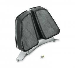 Harley-Davidson® Cast Upright and Backrest Pad