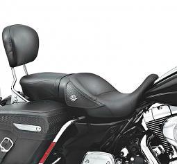 Harley-Davidson® Sundowner™ Bucket Seat | Road King® Classic Basketweave