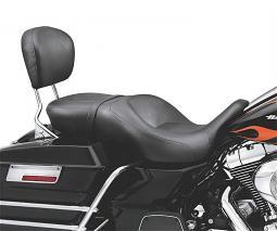 Harley-Davidson® Sundowner™ Bucket Seat | '06 - '10 Street Glide® Stitching