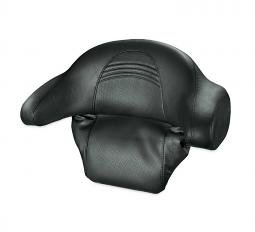 Harley-Davidson® King Tour-Pak® Backrest Pad | '06-'10 Street Glide Styling