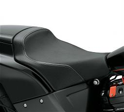 Harley-Davidson® Reach® Solo Seat | '19-Later FXDR™ Styling | Black