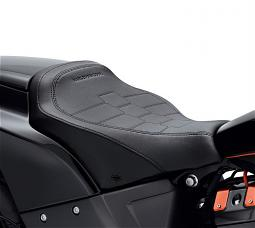Harley-Davidson® Sundowner™ Solo Seat | '19-Later FXDR™ Styling | Black
