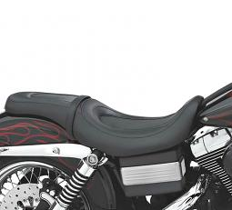 Harley-Davidson® Low-Profile Leather Seat
