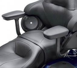 Harley-Davidson® Passenger Armrests
