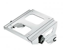 Harley-Davidson® Detachables™ Solo Tour-Pak® Mounting Rack - '09 - '13 Touring - Chrome