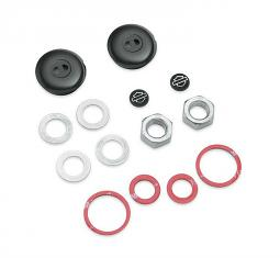 Harley-Davidson® Shock Bolt Cover Kit | Gloss Black
