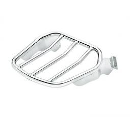 Harley-Davidson® Custom Tapered Sport Luggage Rack - Chrome