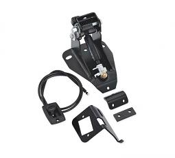 Harley-Davidson® Adjustable Rider Backrest Mounting Kit -Tri Glide®