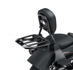 Harley-Davidson® Luggage Rack | Air Foil Premium | Gloss Black